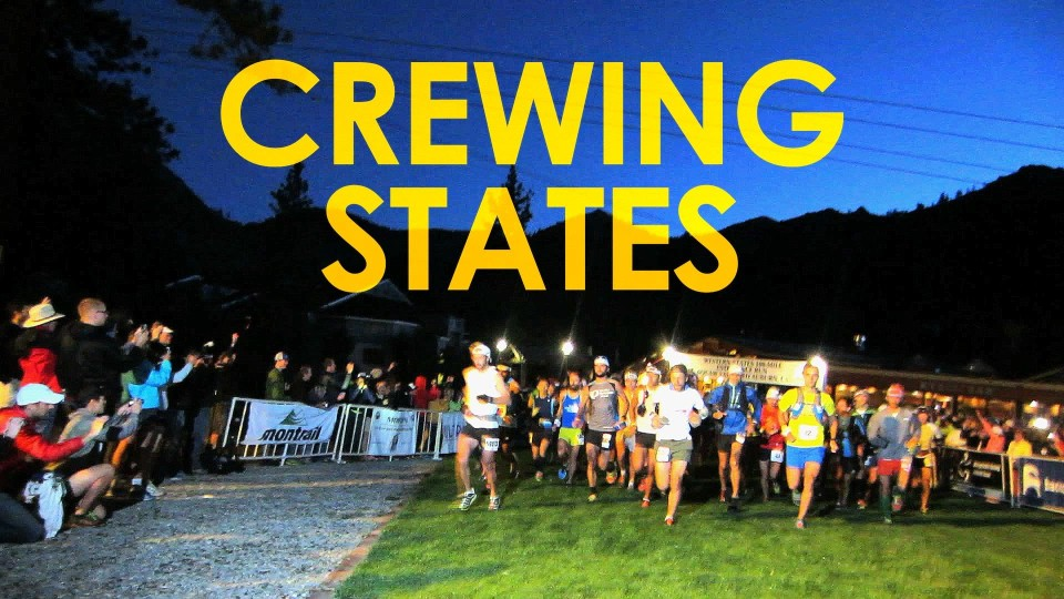 CREWING STATES – Sally McRae & The 2014 Western States 100 | The Ginger Runner