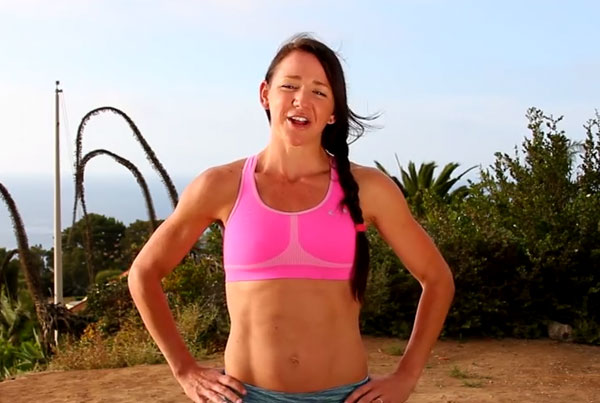 Better BODY, Better ATHLETE Series w/ Sally McRae: Exercise #2