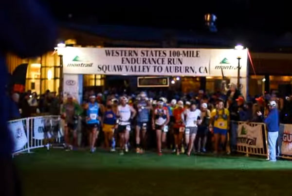 Western Time: A Western States 100 Film (TRAILER) by Billy Yang Films