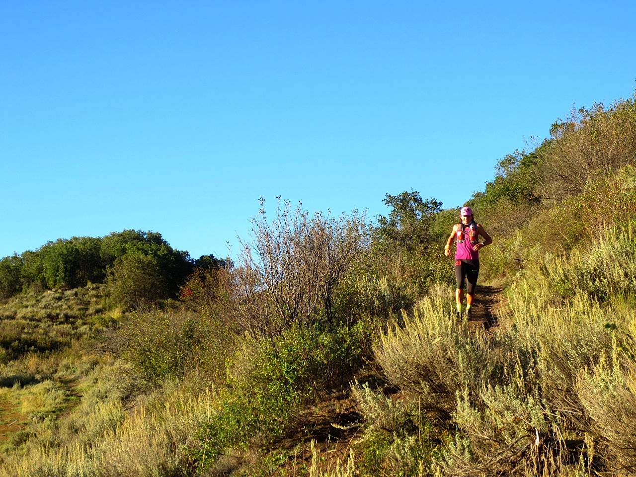 Run Rabbit Run 100 Race Report: 7 Things I Learned About Myself After My First DNF.