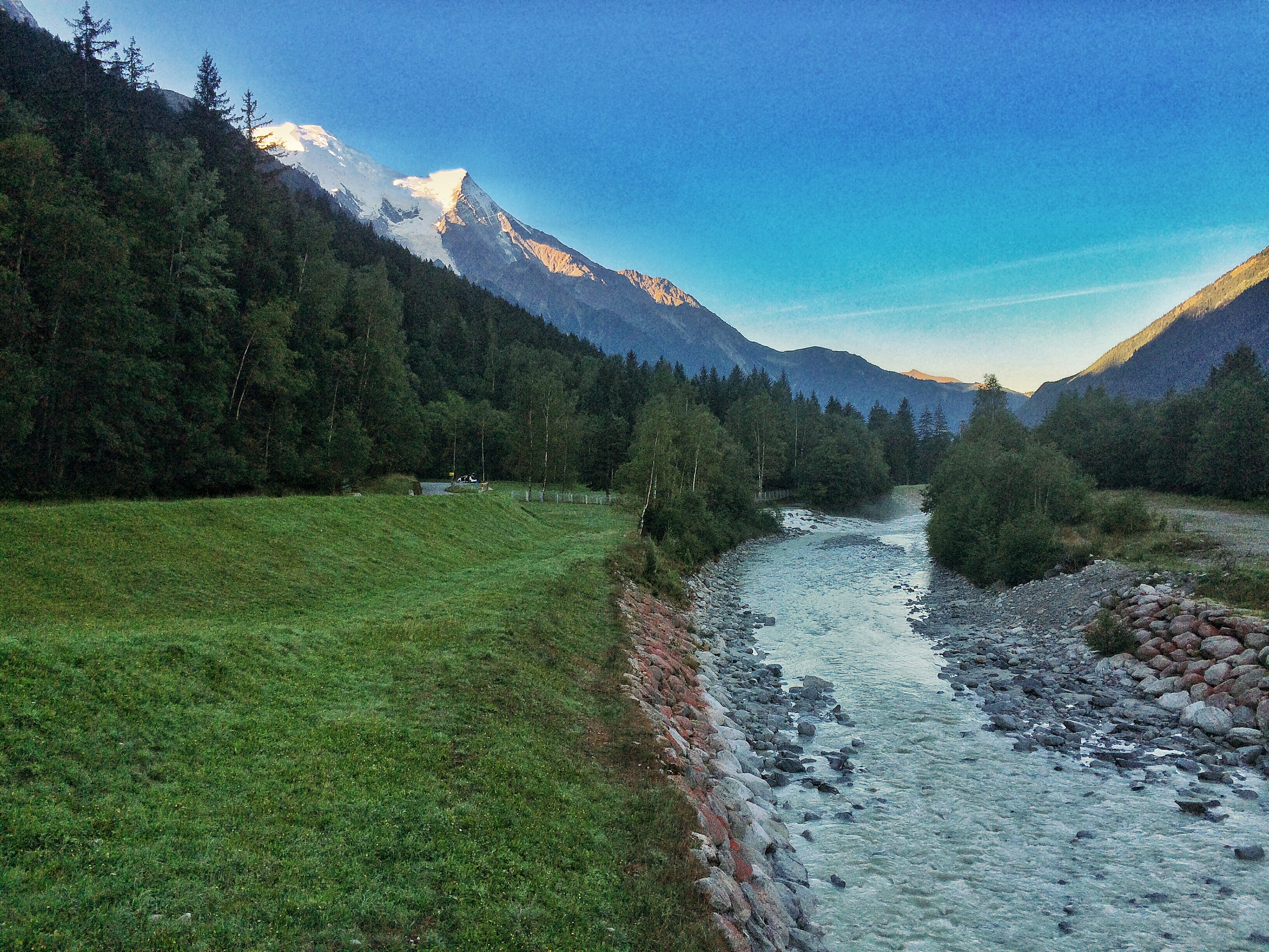 To Finish Strong- My UTMB Race Report