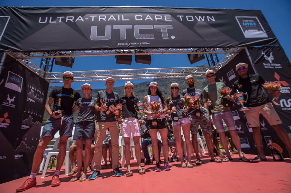Ultra Trail Cape Town 100k Race Report 2016